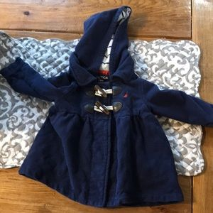 Excellent condition Nautical girls coat 12 months